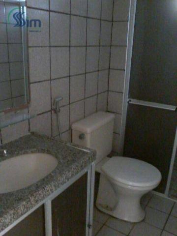 Apartamento residencial para locação, cidade dos funcionários, fortaleza. - Foto 11
