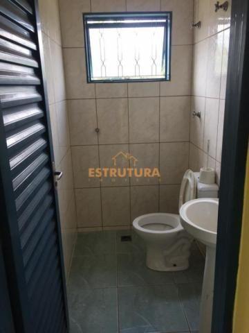 Barracão para alugar, 300 m² por r$ 2.500,00/mês - centro - ipeúna/sp - Foto 3