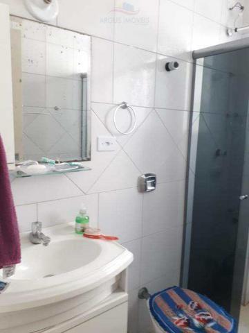 Apartamento para alugar com 1 dormitórios em Boqueirão, Praia grande cod:567 - Foto 6