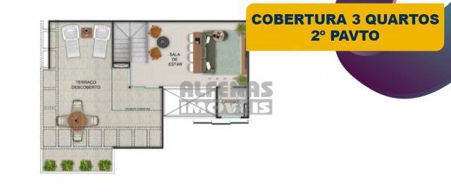 Área privativa à venda, 3 quartos, 2 vagas, nova suissa - belo horizonte/mg - Foto 18