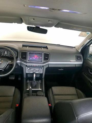 VW Amarok V6 Top De linha, 8.500 km. Rodas 22, em Estado de Zero Km!!!!! - Foto 7