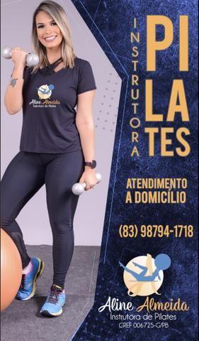 Personal trainer e instrutora de Pilates! * zap - Foto 2