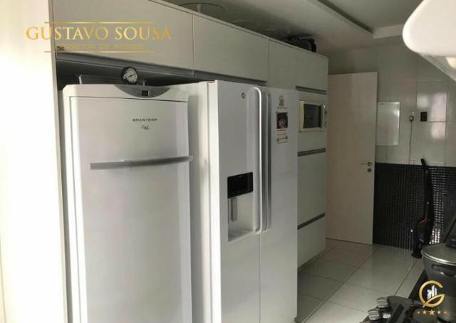 Lindíssimo Apartamento no Condomínio Ilhas do Parque com 03 Suítes - Foto 10