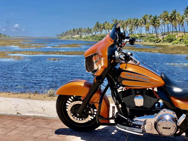 Harley Davidson Streetglide 2012