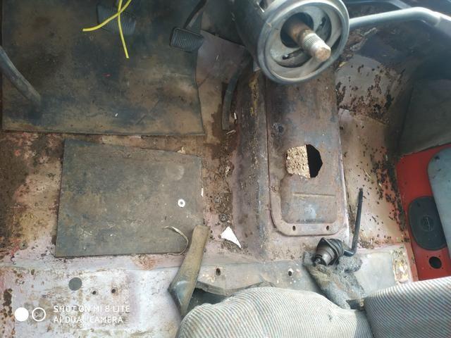 Gabina F1000 completa capô paralama e vidros dianteiro e trazeiro - Foto 10
