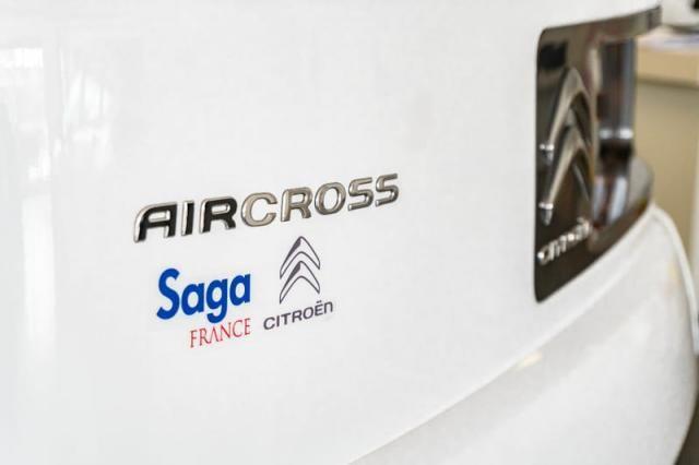 Citroen Aircross 1.6 Live Aut 19/20 2020 Flex - Foto 5