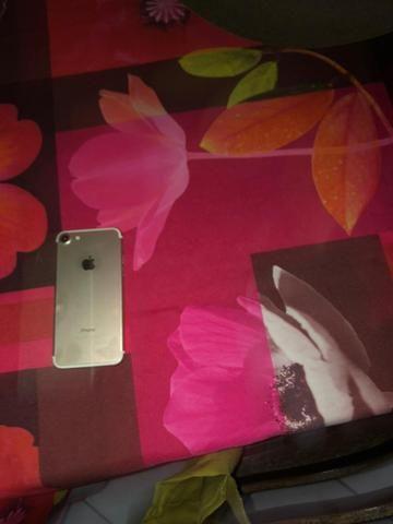 IPhone 7 128 Gb dourado ( BEM CONSERVADO) - Foto 4