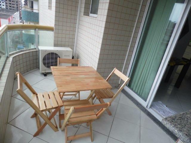 Apartamento 02 dormitórios mobiliado na vila Tupy - Foto 7
