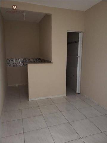 Apartamento com 2 dormitórios para alugar, 40 m² por R$ 500,00/mês - Serrinha - Fortaleza/ - Foto 6