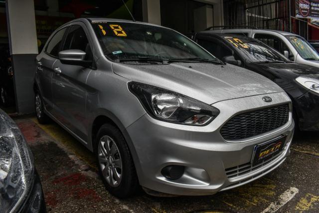 Ford Ka SE 16V Flex 1.5 Completo + 2019 Vist