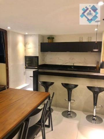 Apartamento com 3 dormitórios à venda, 127 m² por R$ 429.000 - Engenheiro Luciano Cavalcan - Foto 8