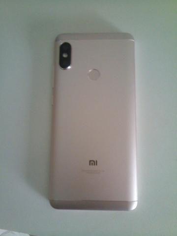 Xiaomi mi dourado