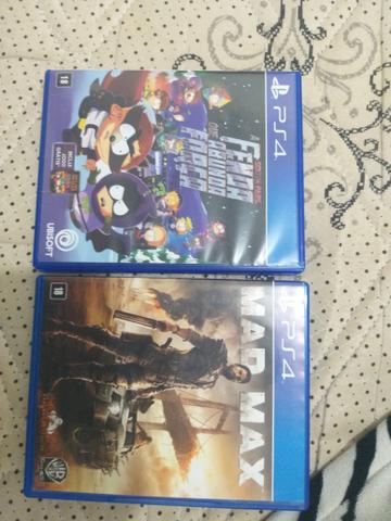 South park 50; Mad Max 50