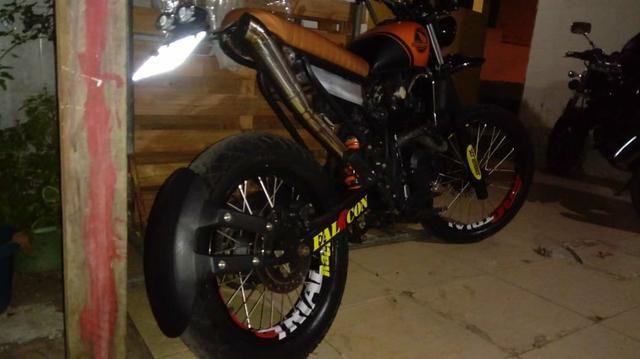 Super scrambler 400cc - Foto 4