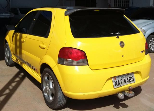 FIAT PALIO 1.8 R FLEX 07/08 Veículo em ótimo estado de conservação - Foto 5
