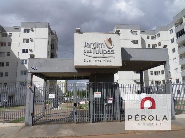 Apartamento  com 2 quartos no RESIDENCIAL JARDIM DAS TULIPAS - Bairro Parque Oeste Industr - Foto 2