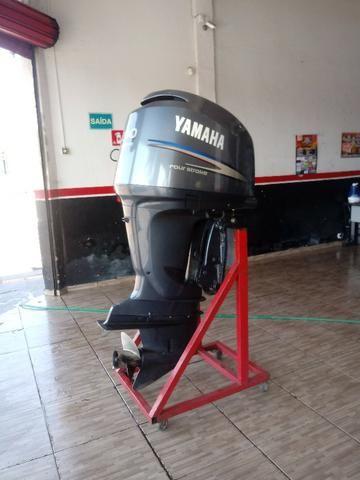 Motor de Popa 200 HP Yamaha Ano 2011 Revisado - Foto 2