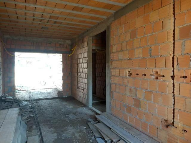 Casa Geminada construção em Barra velha, 6mt abertura,75m2 - Foto 6