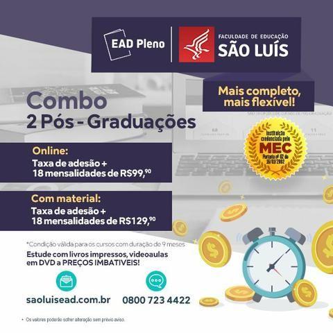 Faculdade de educação São Luis EAD