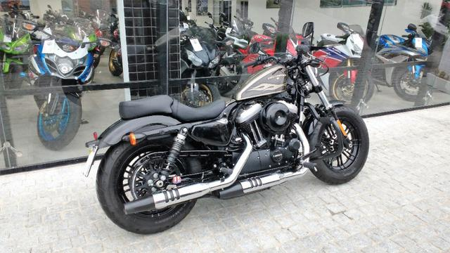 Harley Davidson XL 1200 X Forty Eight - Foto 3