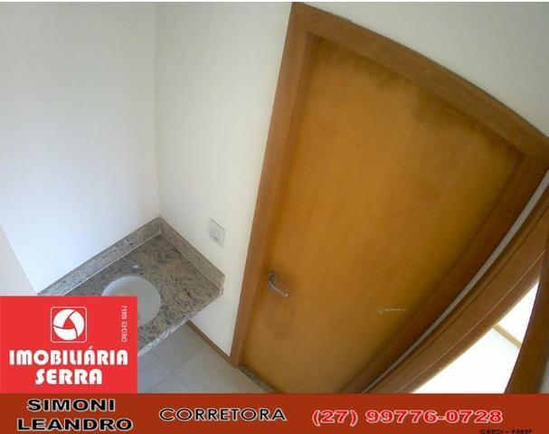 SCL -58 - Lazer Completo - Alugo Apartamento de 2quartos no SerraMar - Foto 7