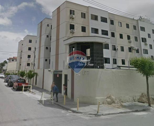 Vende-se Apartamento mobiliado na Maraponga