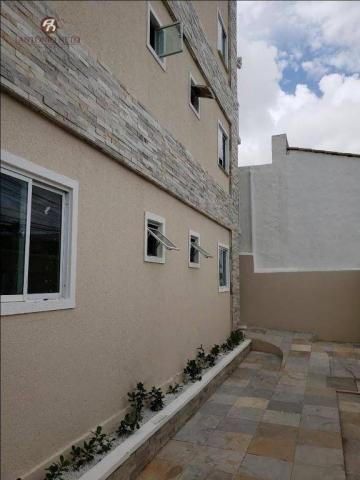 Apartamento com 2 dormitórios para alugar, 40 m² por R$ 500,00/mês - Serrinha - Fortaleza/ - Foto 2