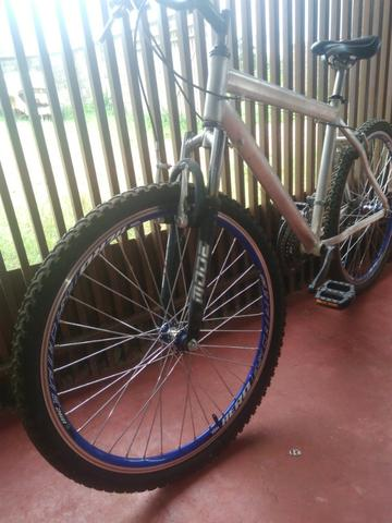 Bicicleta aluminio - Foto 3