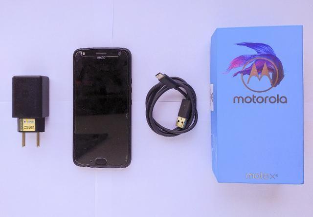 Moto X4 em perfeitas condições - Foto 2