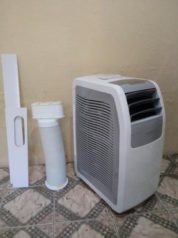 Central de ar condicionado portátil eletrolux 12 000 btus - Foto 6