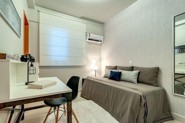 Apartamento  com 3 quartos no Conquist Residencial - Bairro Parque Amazônia em Goiânia - Foto 17