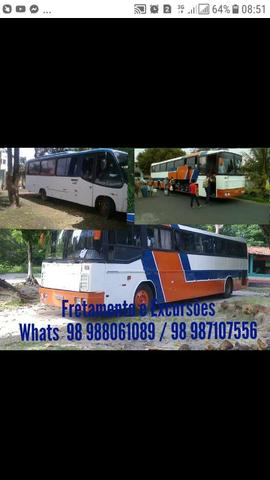Fretamento de micro ônibus e ônibus - Foto 2