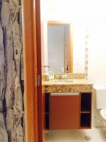 Apartamento para alugar, 123 m² por r$ 4.000,00/mês - aviação - praia grande/sp - Foto 7