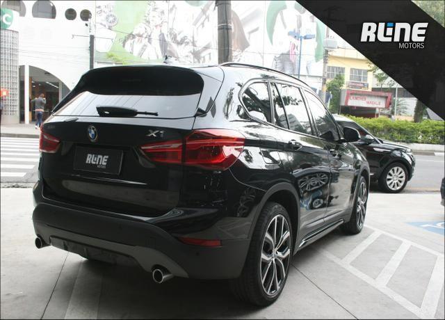 BMW X1 25i blindada - Foto 9