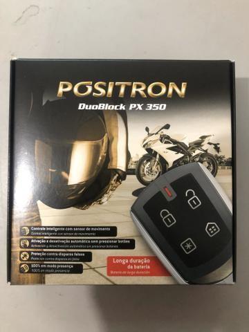 Alarme Positron Duoblock PX350 moto - Foto 3