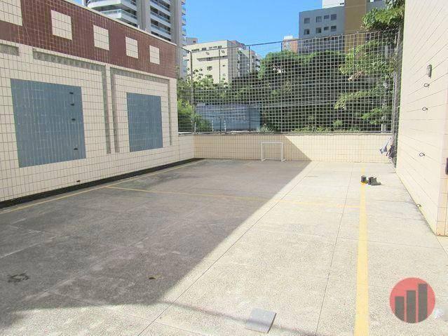 Apartamento com 2 dormitórios para alugar, 70 m² por R$ 1.300,00 - Meireles - Fortaleza/CE - Foto 6