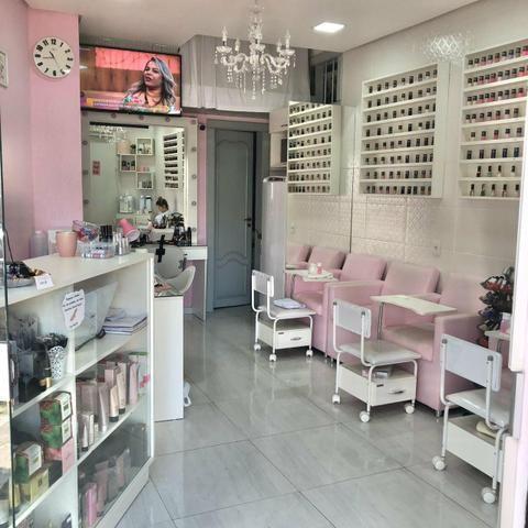 Vendo ponto de Esmalteria (salão de beleza, estética, stúdio) - Foto 2