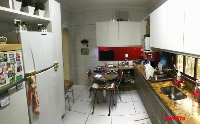Casa duplex ao lado da Igreja Videira, casa com 4 quartos, 4 vagas, amplo quintal - Foto 2