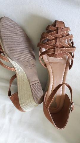 Lote com 2 calçados tamanho 30