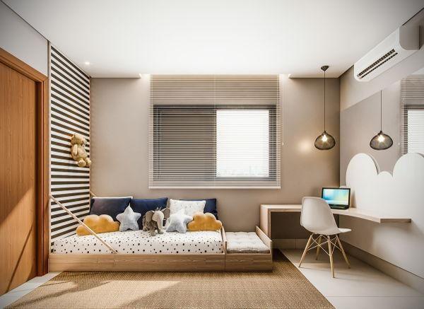 Apartamento  com 2 quartos no ELLO Vaca Brava - Bairro Setor Bueno em Goiânia - Foto 9