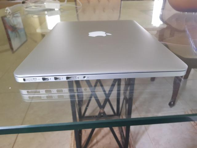 Macbook Pro Retina 2014 13p Proc. I5 8gb Ram Com Hd Ssd 128 - Foto 3