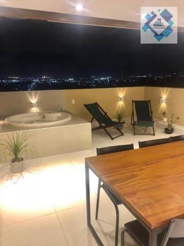 Apartamento com 3 dormitórios à venda, 127 m² por R$ 429.000 - Engenheiro Luciano Cavalcan - Foto 9