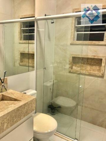 Apartamento com 3 dormitórios à venda, 127 m² por R$ 429.000 - Engenheiro Luciano Cavalcan - Foto 6