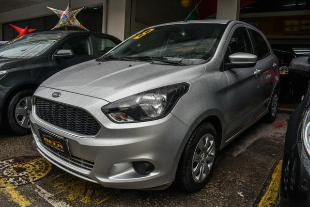 Ford Ka SE 16V Flex 1.5 Completo + 2019 Vist - Foto 3