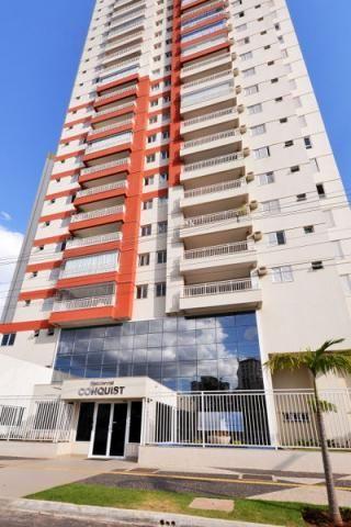 Apartamento  com 3 quartos no Conquist Residencial - Bairro Parque Amazônia em Goiânia