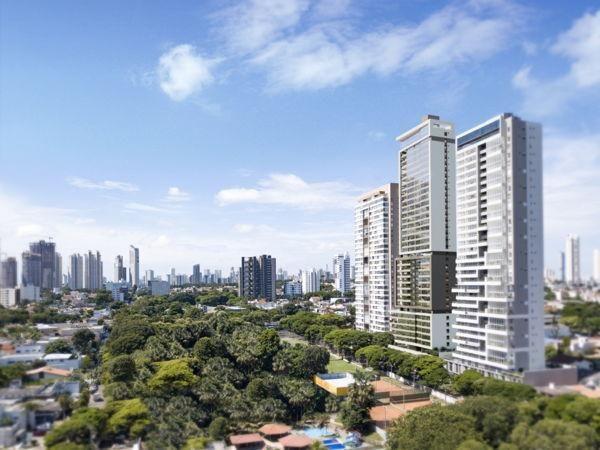 Apartamento  com 4 quartos no Residencial Vitreo - Bairro Setor Marista em Goiânia