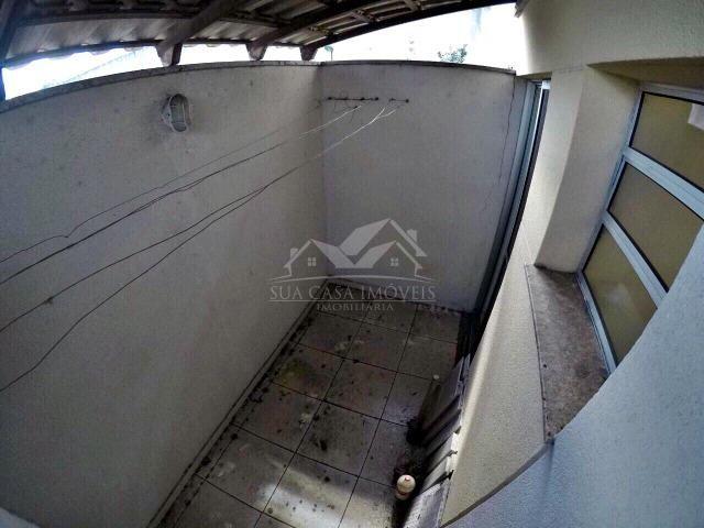 WC - Apartamento no porcelanato mais quintal privativo - ES - Foto 9