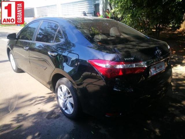 Corolla GLi Upper Black P. 1.8 Flex Aut. - Foto 2