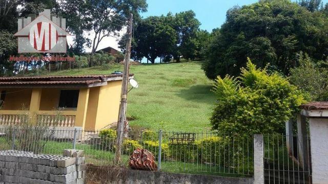 Chácara com escritura, 1450 metros, 02 dormitórios, acesso asfaltado - Foto 10