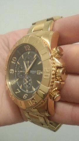 32bd2ce732168 Relógio Technos dourado - Bijouterias, relógios e acessórios ...